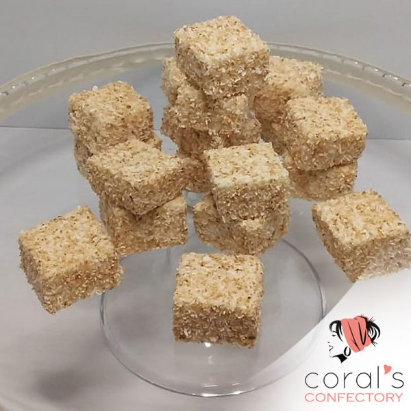Coral's Coconut Marshmallows