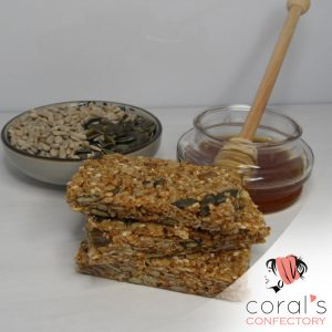 Coral's Energy Seed Bars